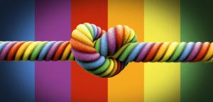 rainbow-knot-heart